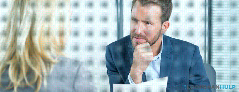Veelvoorkomende fouten sollicitatiegesprek