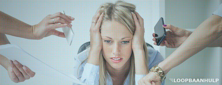 Omgaan met werkstress