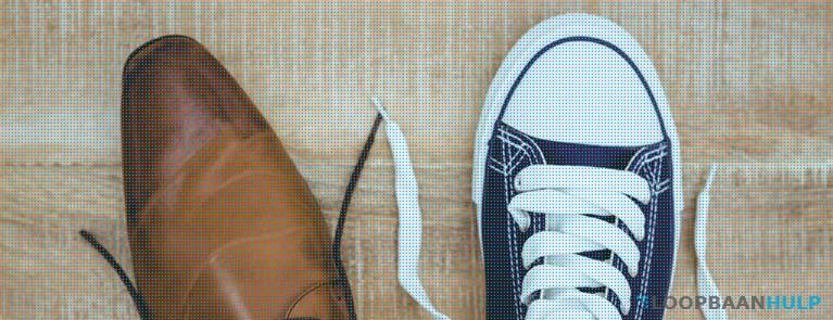 Zakelijke schoenen sollicitatie